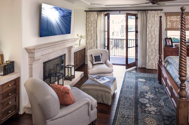 Residential Home Project in California mediterranean-living-room