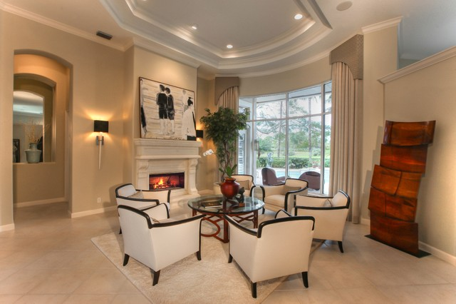Residential Living Rooms Family Rooms Dining Rooms
