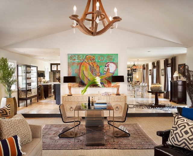 Residential Renovation Laird Jackson Design House Contemporary Living Room Austin By