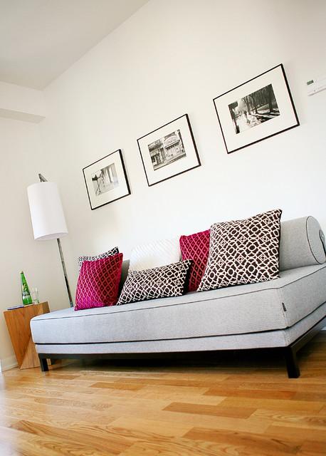 Elegant New Classics: The Twilight Sleeper Sofa
