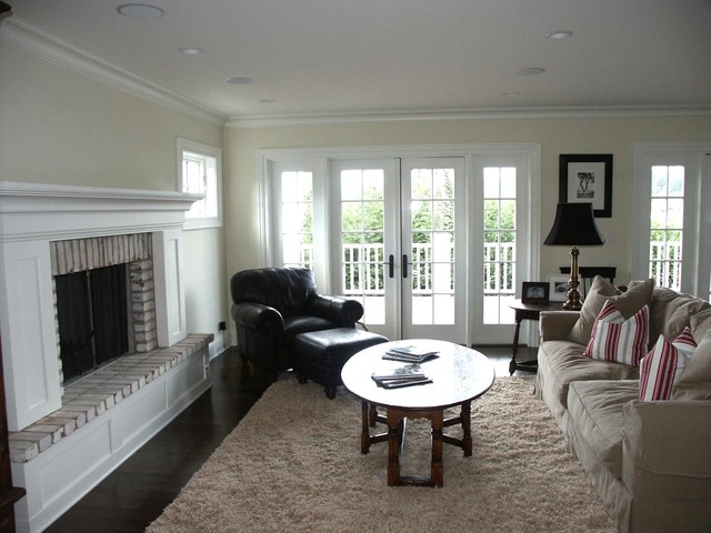 RGN Construction contemporary-living-room