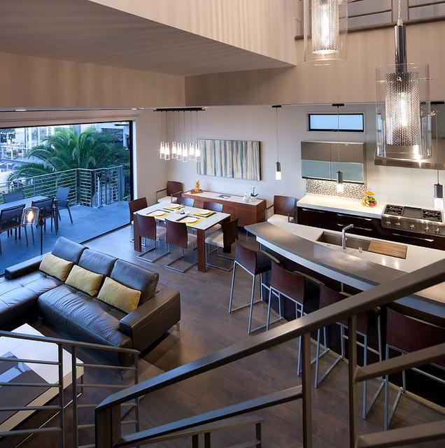 Rhode Island Contemporary Living Room San Francisco By Artistic Desig