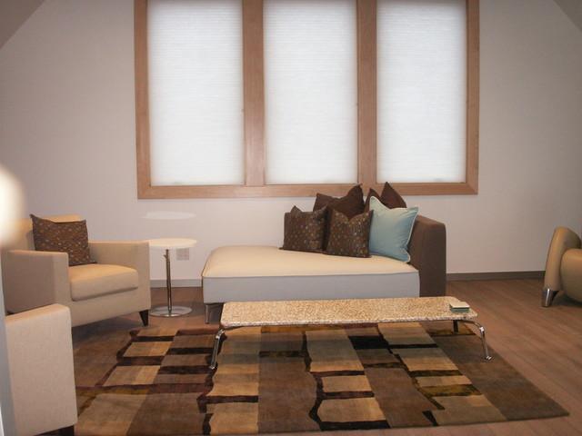 Rhode Island Residence Contemporary Living Room Providence By Frank Z