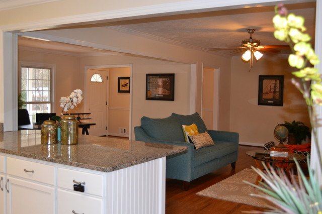 Rhodes Listing Transitional Living Room Atlanta By