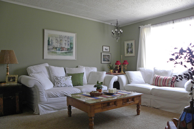 Sage Green Living Room Curtains | Thecreativescientist.com