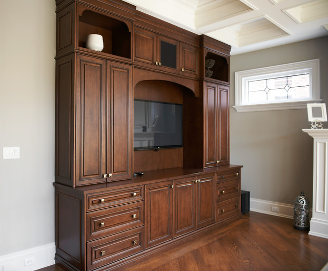 Side Cabinetry & Wall Units