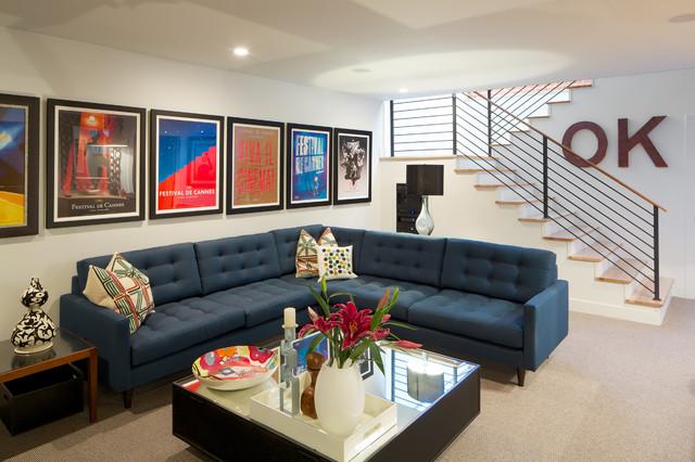 Mcm Design richthofen mcm contemporary living room denver by design