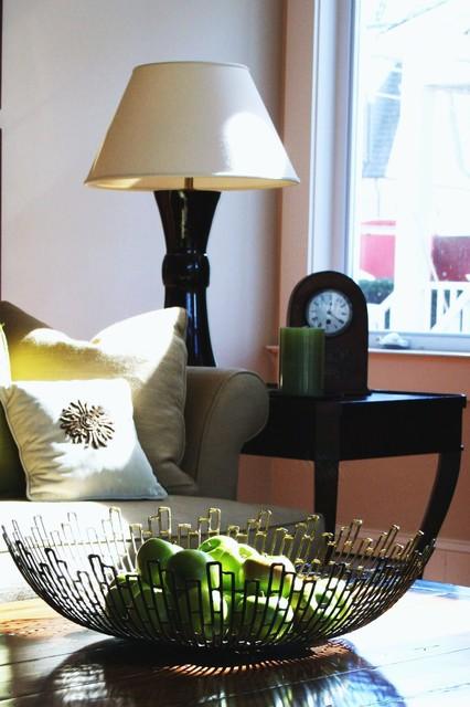 Ridge Drive transitional-living-room