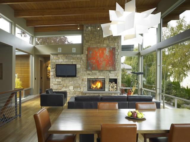 River House contemporary-living-room