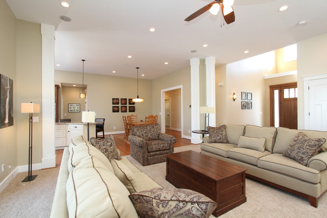 Riverbend Home traditional-living-room