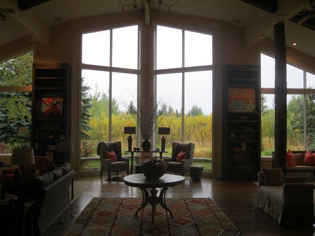 Robinson Remodel contemporary-living-room
