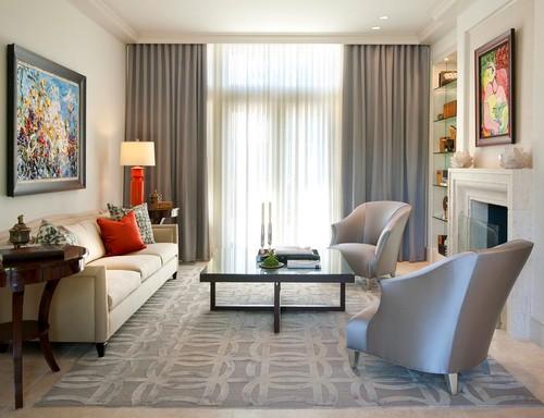 Robledo Residence - Living Room