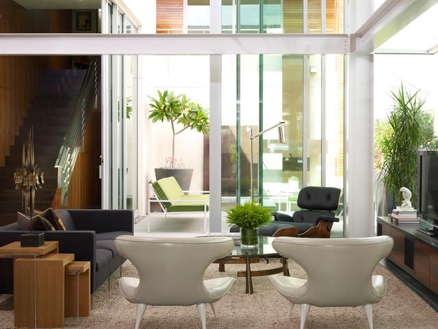 Rogers sturz residence - Maison rogers sturz michael lee architects ...