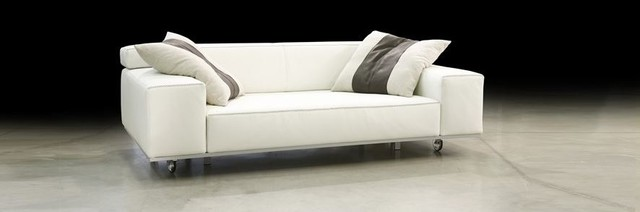 roller sofa by gamma international italy. Black Bedroom Furniture Sets. Home Design Ideas