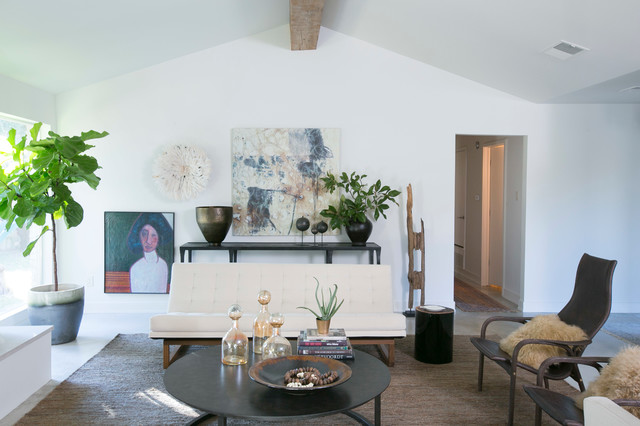 Rolling Wood contemporary-living-room