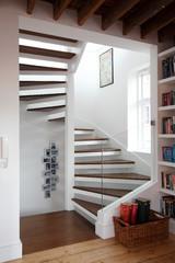 Eksperten: Derfor kan det betale sig at ændre og flytte trappen