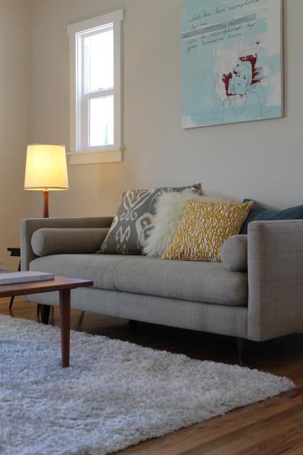 Room and Board Jasper Studio Sofa - Modern - Living Room - los angeles ...