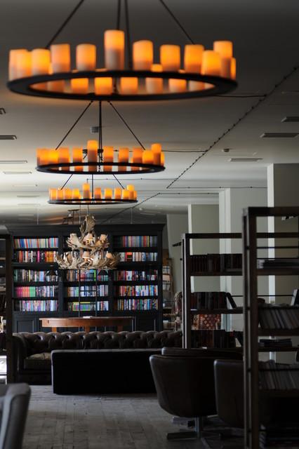 Rooms Hotel In Kazbegi/ Caucasus mountains contemporary-living-room