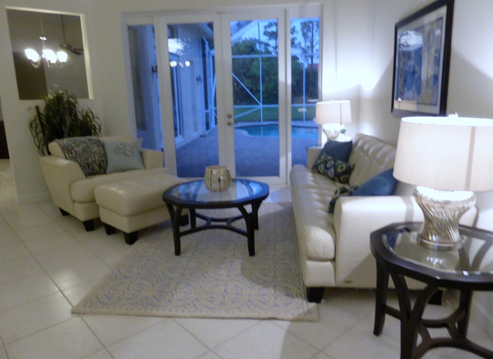 rooms stagedinstyle home staging  living room  miami