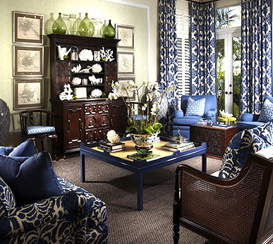 Rooms with oomph eclectic-living-room