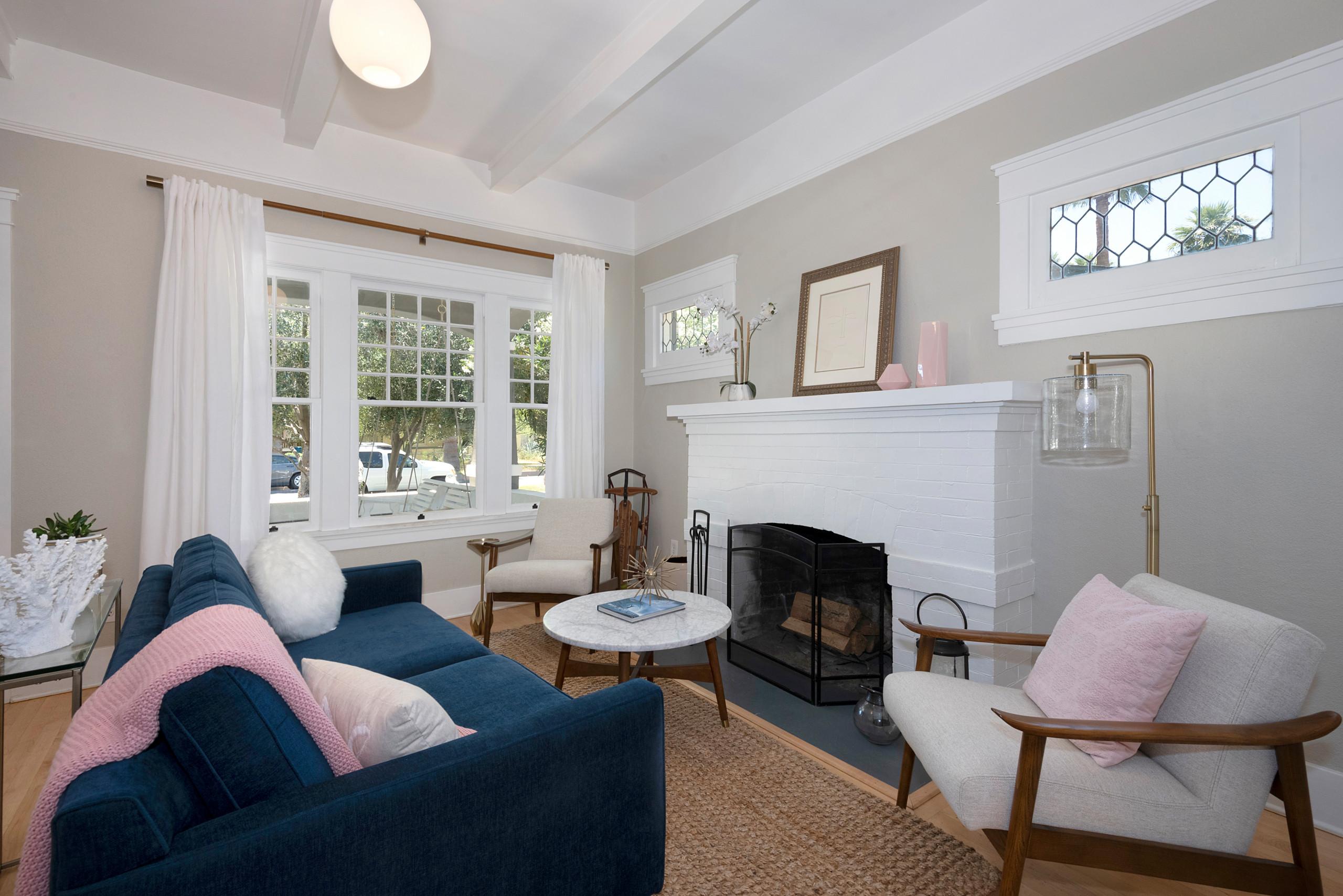 Roosevelt District Anderson Mid Century Modern