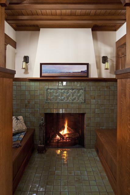 Rosehill craftsman-family-room
