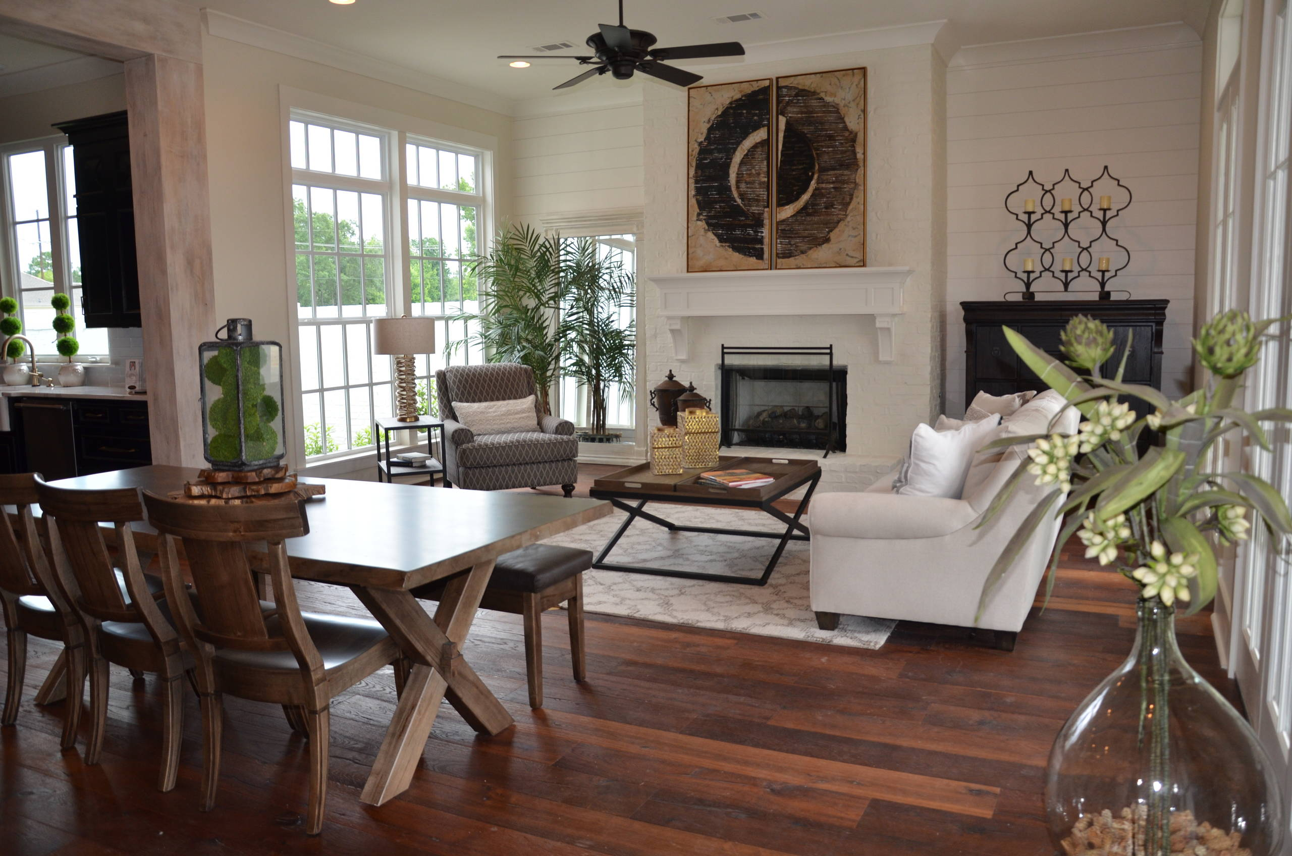 Rosemary Beach inspired home