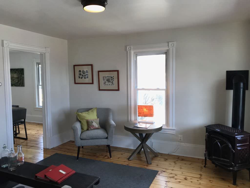 Roundout Area Vacant Staging