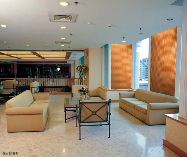 Royal Stone Tile Showroom Contemporary Living Room
