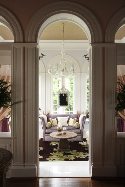 RSOL Showhouse traditional-living-room