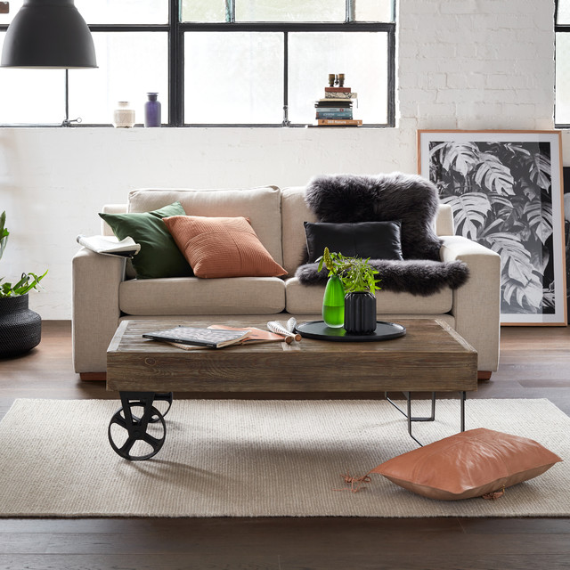 Rug Collection By Carpet Court Scandinavian Living Room