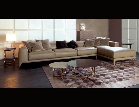 Rugiano Leon W128 Sofa Modern Sofas New York By Nella Vetrina