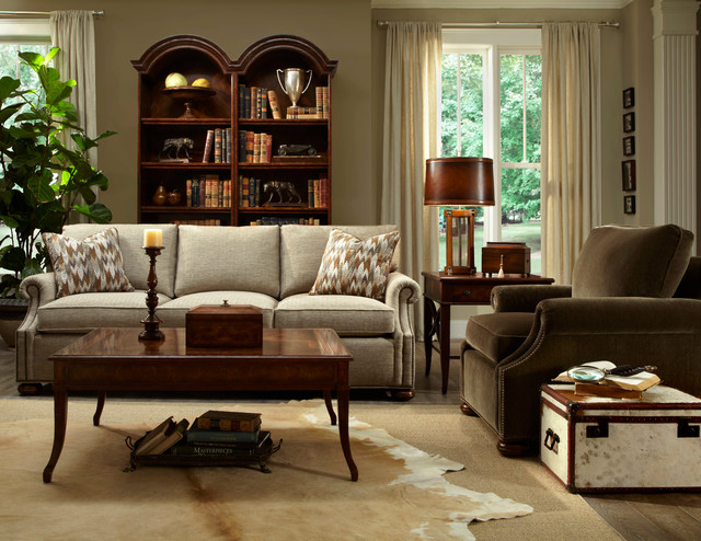 Rural Relaxation Upholstery By Theodore Alexander Transitional