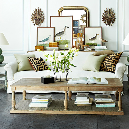 Traditional Style Living Room Furniture: A World Of Inspiration: Rustic Coastal