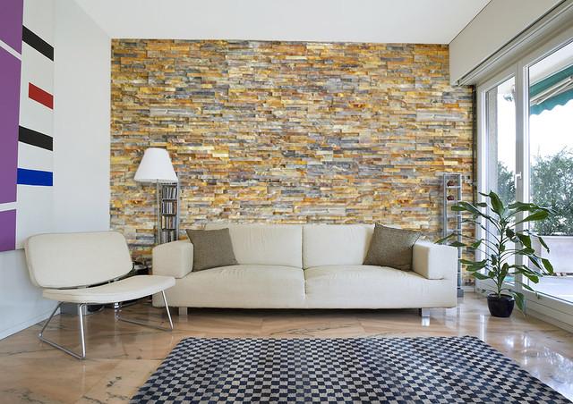 Rustic Copper Slate Split Face Tiles Modern Home Decor