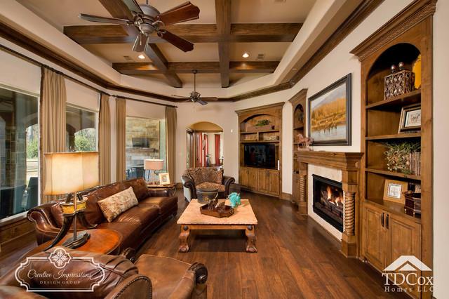 Rustic elegance for Rustic elegant living room