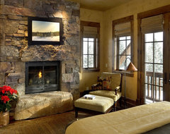 Rustic Living Room rustic-living-room