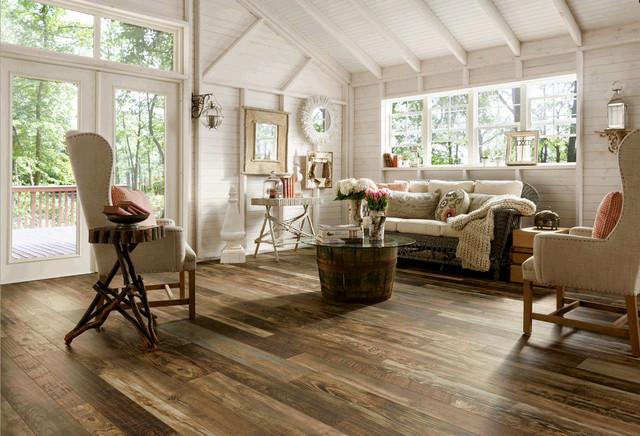 Rustic Shabby Chic Wood Laminate, Shabby Chic Laminate Flooring