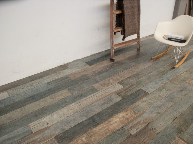 rustic wood looking tile floor rustic living room - Wood Tile Floor Living Room
