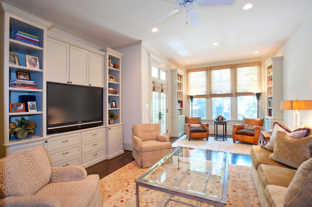 Rutledge Avenue Interior Renovations traditional-living-room