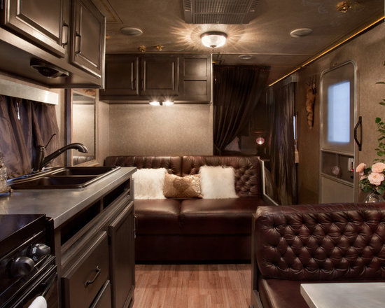 Travel trailers home design ideas pictures remodel and decor Travel trailer decorating ideas