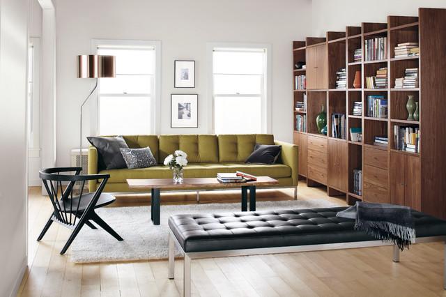Sabine Sofa Room by R&B - Modern - Living Room - Minneapolis - by ...