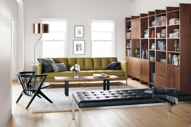 Sabine Sofa Room by R&B modern-living-room