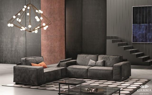 Sacai Sectional Sofa by Gamma Arredamenti - Industrial ...