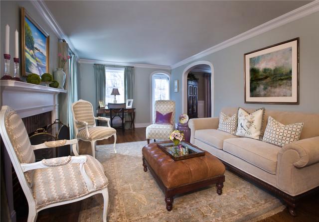 sage living room | home design ideas