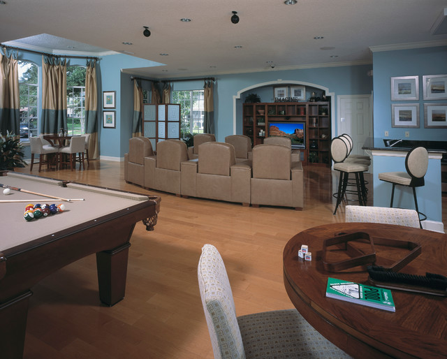 sailcove contemporary living room jacksonville by
