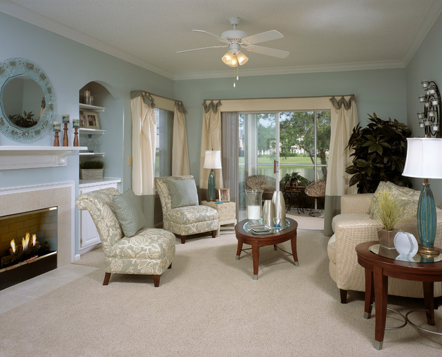 sailcove transitional living room jacksonville by