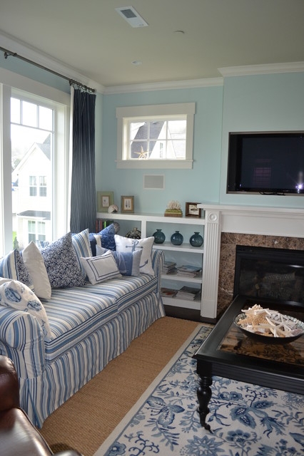 Sami Weed beach-style-living-room