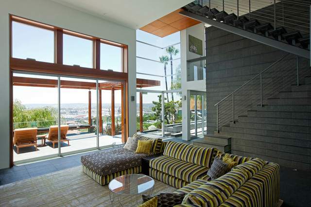 San Diego Remodel Contemporary Living Room San Diego By