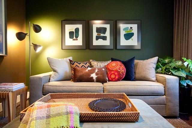 San Francisco Home Remodel modern-living-room